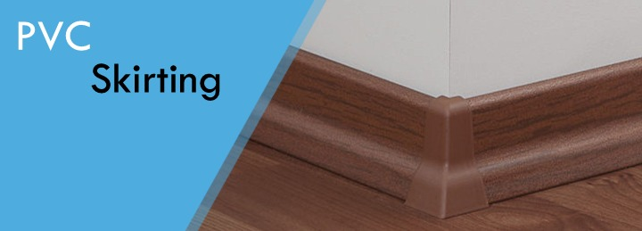 PVC Skirtings at Surefit Carpets
