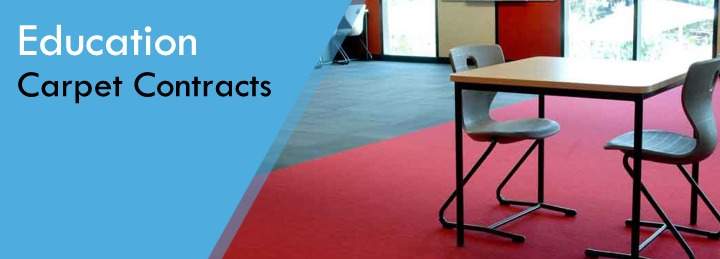 Schools and Education flooring contracts at Surefit Carpets