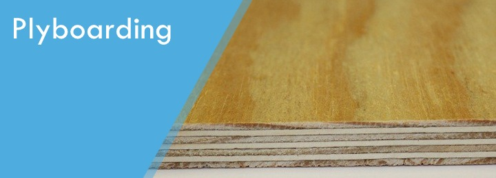 Plyboarding services at Surefit Carpets
